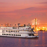 Savannah Riverboat Dinner Entertainment Cruise