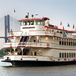 Savannah Riverboat Cruises Fleet