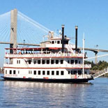 Savannah Riverboat Saturday Luncheon Cruise