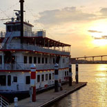 A trip to Savannah would not be complete without a cruise on the river.