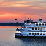 Savannah Riverboat Saturday Night Dinner Cruise