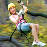 Fun and Thrilling Canopy Tour