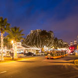 See the Festively Decorated Historic District