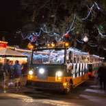Old Town Trolley's Famous Nights of Lights