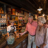Friendly Clerks at the Oldest Store Museum Experience