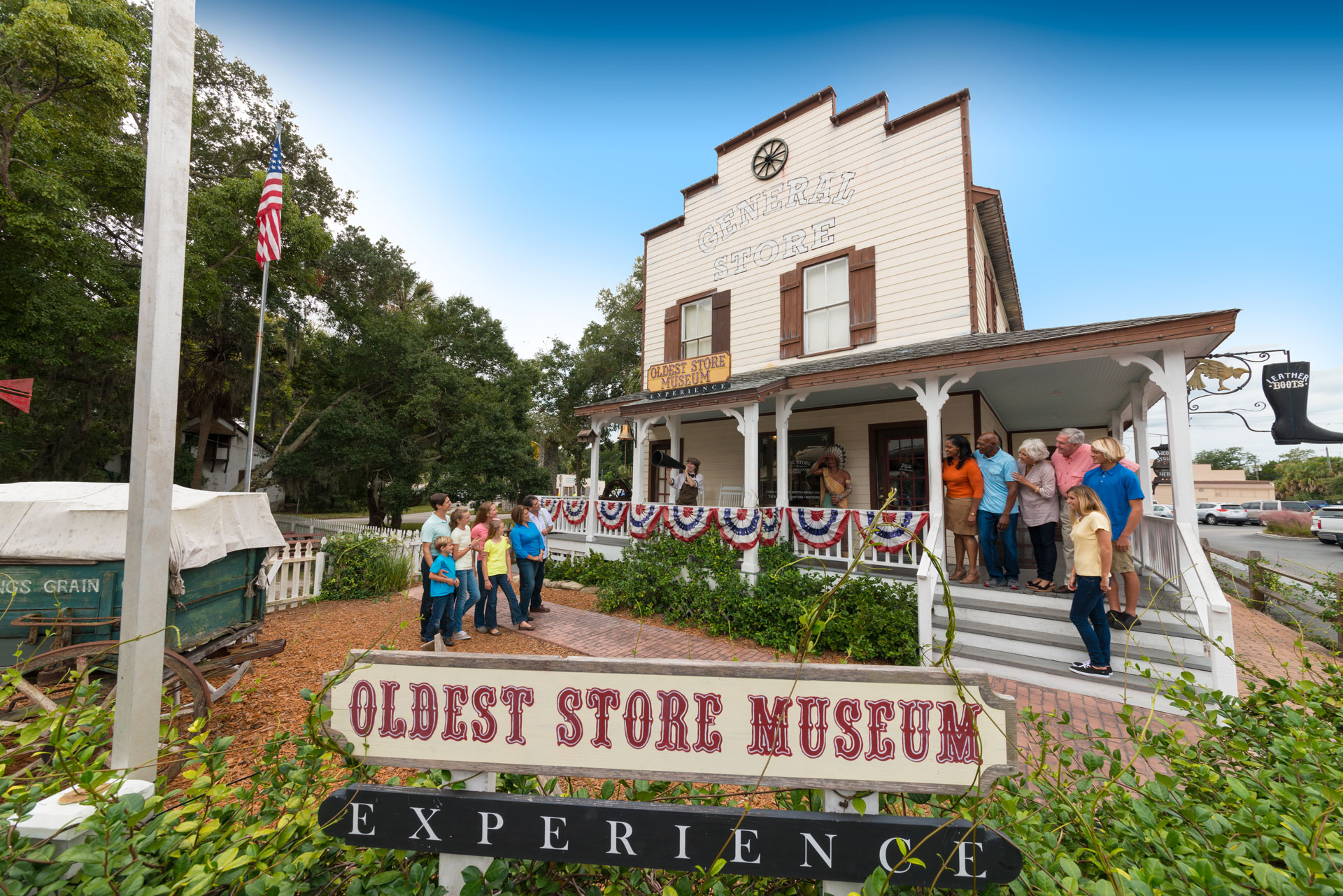 Oldest Store Museum Experience