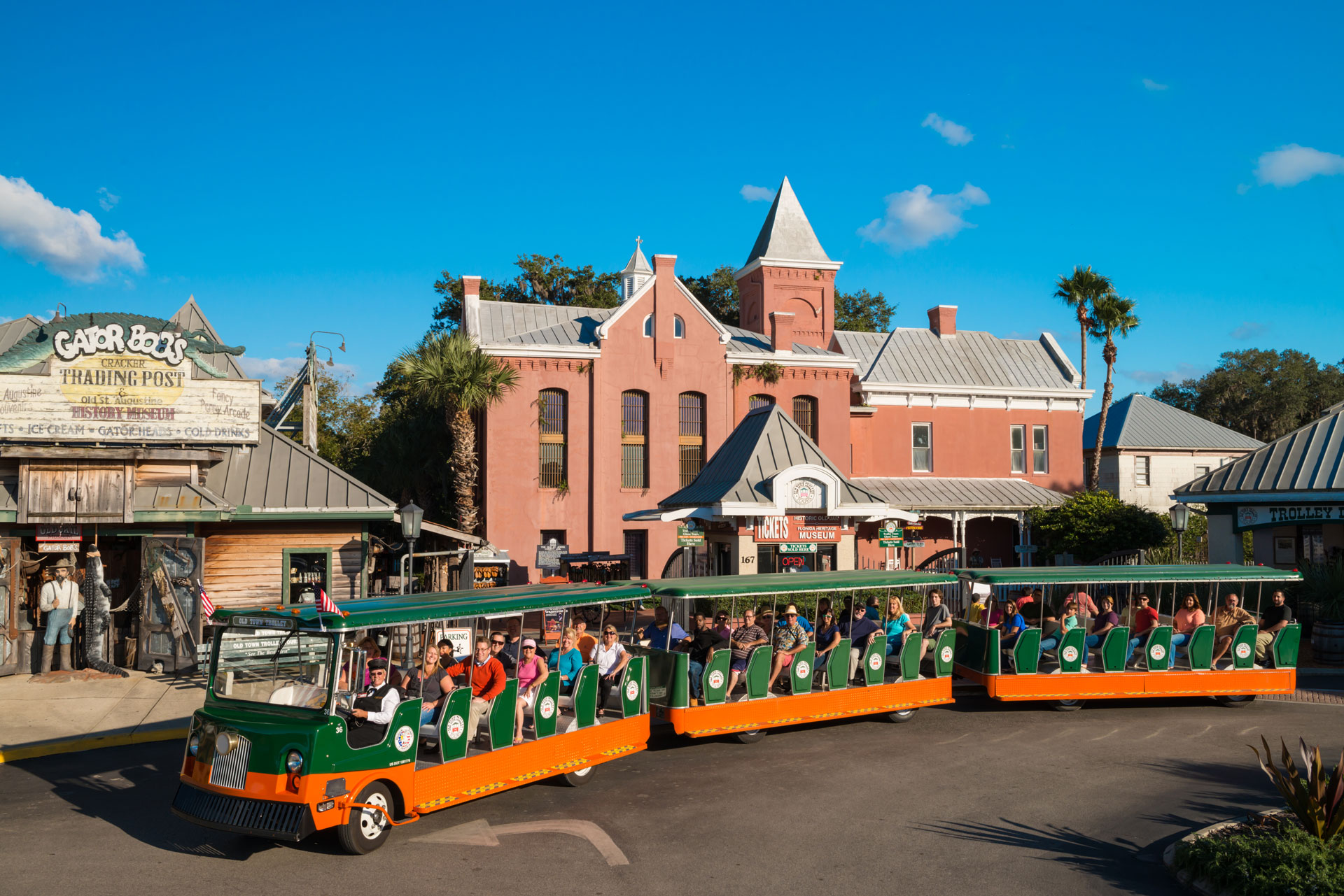 Old Town Trolley of St. Augustine