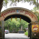 Experience America's History at the Fountain of Youth