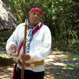 Visit the Native Timucua Village