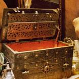 Captain Thomas Tew's Treasure Chest