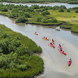 Explore natural St. Augustine by kayak!
