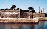 Historic Castillo de San Marcos