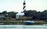 St. Augustine's Still Shining Historic Lighthouse