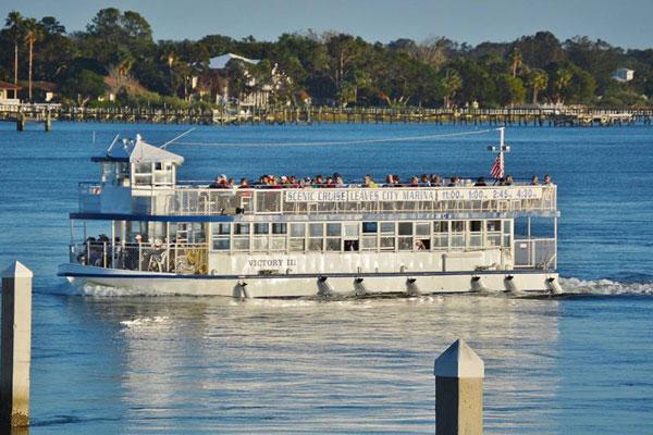 st  augustine sightseeing cruise discount tickets