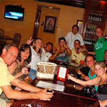 St. Augustine's very first, WORLD-FAMOUS Pub Crawl tour that started it all!