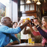 2.5 hours of history, fun and beer with your tour guide and new friends