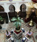 Beautiful Moorish Horseshoe Arches
