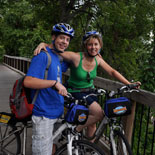 Take a Self-Guided One-Way Ride on the Mount Vernon Trail