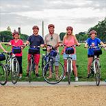 Try it by bike--you'll like it!