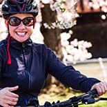 Biking keeps us young in spirit!