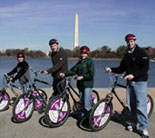 Explore the Monuments by Bike
