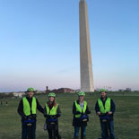 DC Sites by Segway at Night