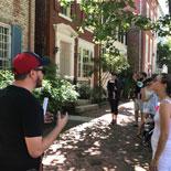 Walk through Washington DC's oldest and most iconic neighborhood