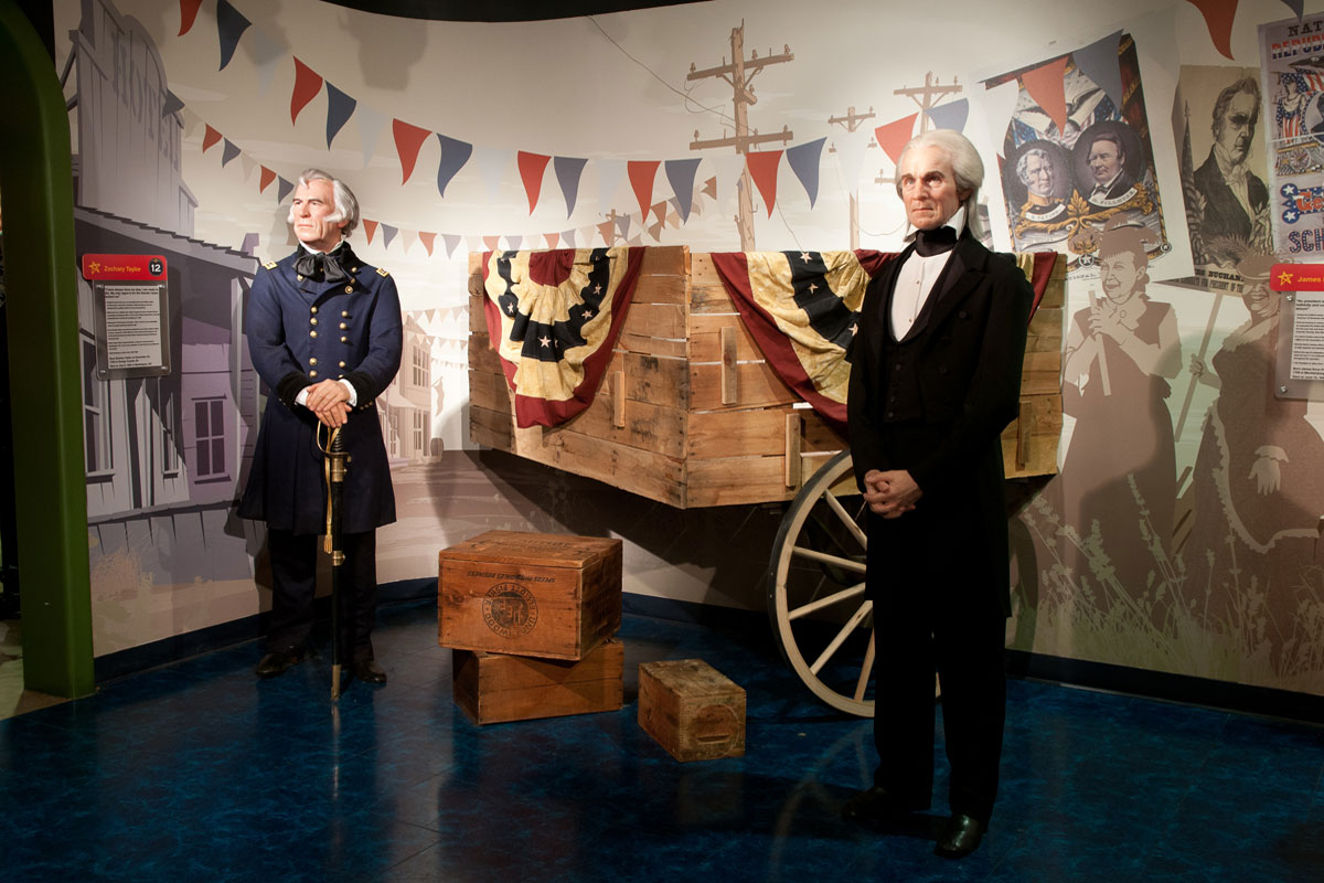 DC Wax Museum | Madame Tussauds DC Discount Tickets