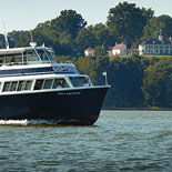 90 minute narrated riverfront cruise to Mount Vernon