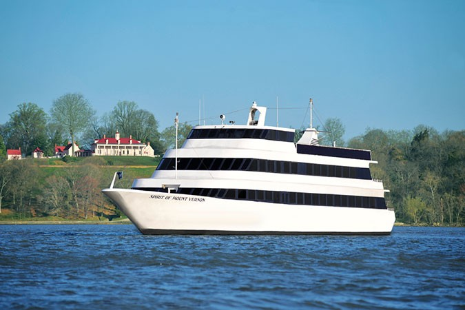 Mt Vernon Cruise and Tour