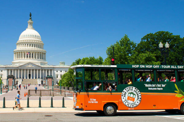 Old Town Trolley of Washington DC
