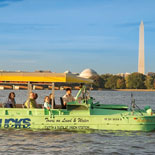 DC Duck and Arlington Cemetery Tour Package