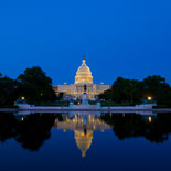 Monuments by Moonlight and Arlington Cemetery Tour Package