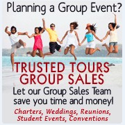 If you find a lower price on a tour after you've purchased it from Trusted Tours, you can get a refund for the difference plus 5%. Visit the group sales page to work directly work with a sales rep in order to build a tour that fits your group's needs and budget.5/5(39).